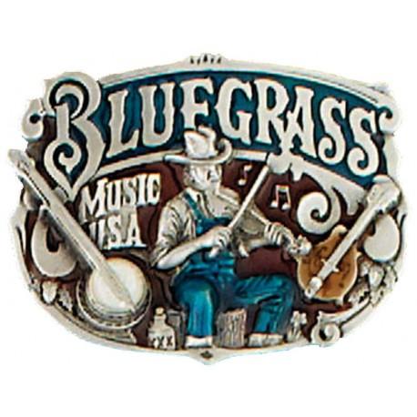 Belt Buckle Bluegrass