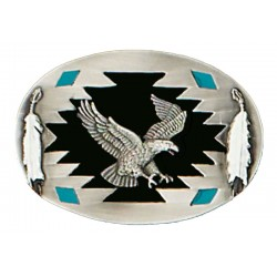 Belt Buckle Eagle