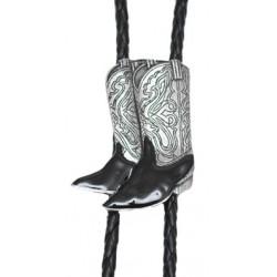 Boots Bolo Tie