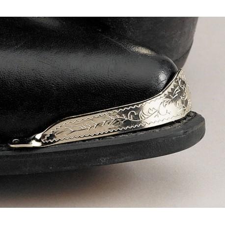 Boots protecteurs engravés