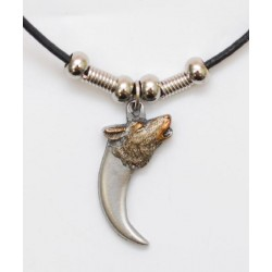 Wolf Claw Necklace