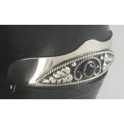 Onyx Heel Guards