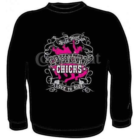 Country Chicks Sweatshirt