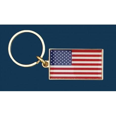 U.S.A Key Ring