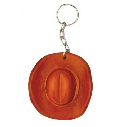 Hat Key Ring